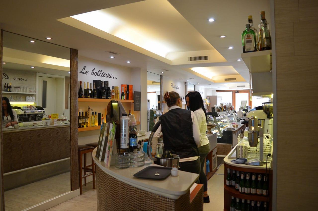 Pasticceria Secco Bar Gelateria Vicenza, torte, dolci, colazioni, caffetteria rinfreschi