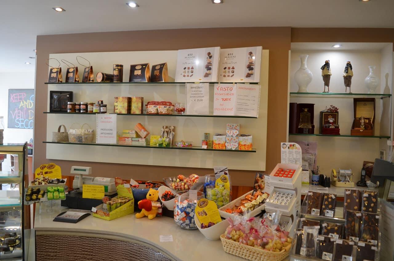 Pasticceria Secco Bar Gelateria Secco Vicenza, torte, dolci, colazioni, caffetteria rinfreschi